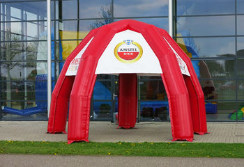 Amstel spidertent 3
