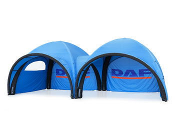 DAF Promo Dome tent