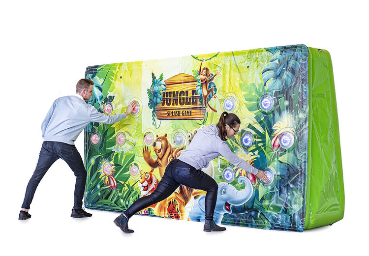 IPS Splash Wall - Jungle actiefoto